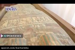 کشف مقبره جدید فرعون ها...
