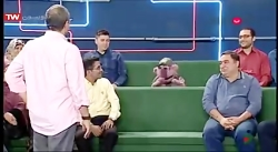 جناب خان در لباس خلبانی...