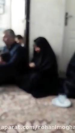 پیکر مطهر شهید مدافع حرم مجید قربانخانی پس از ۳ سال کشف و شناسایی شد