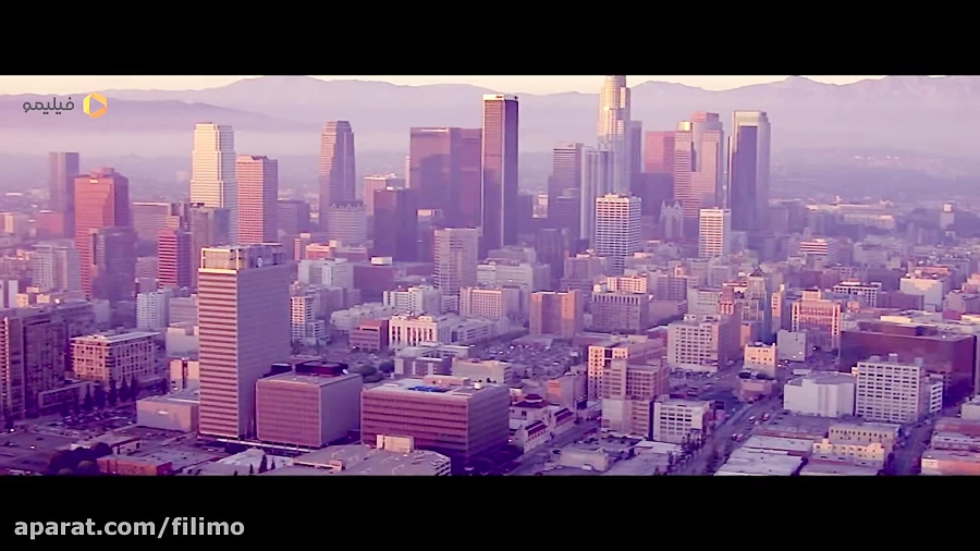 آنونس سینمایی «لس آنجلس تهران»
