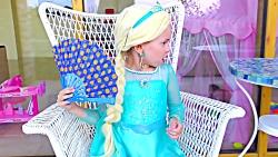 برنامه کودک: آلیس به شکل فروزن السا و فروزن آنا درمیاد