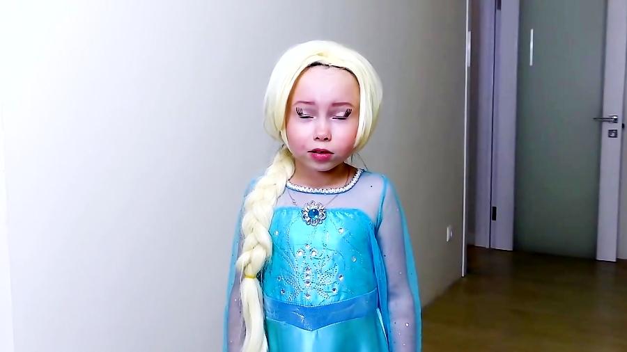 برنامه کودک: آلیس با لباس های السا جشن تولد می گیره