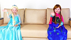 السا و آنا برنامه کودک