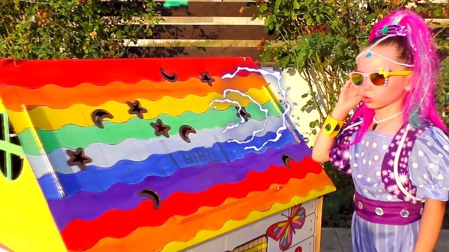 برنامه کودک:آلیس به شکل شاهزاده شیمر و شاین درمیاد