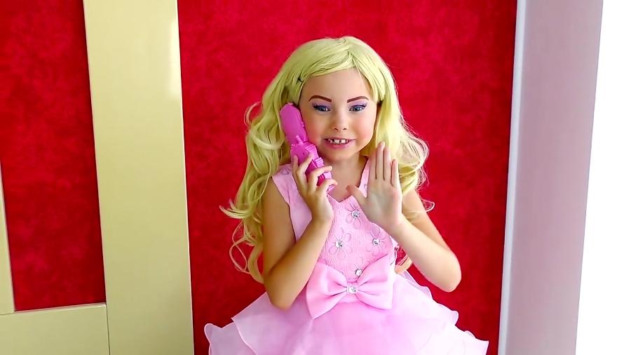 برنامه کودک: آلیس به شکل عروسک های آلیسا و باربی درمیاد