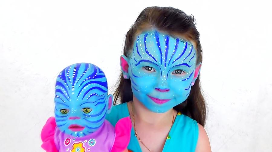 برنامه کودک: آلیس به شکل شاهزاده آواتار درمیاد