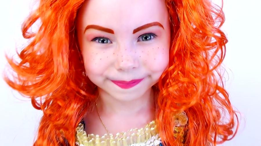 برنامه کودک: آلیس به شکل عروسک مریدا درمیارد