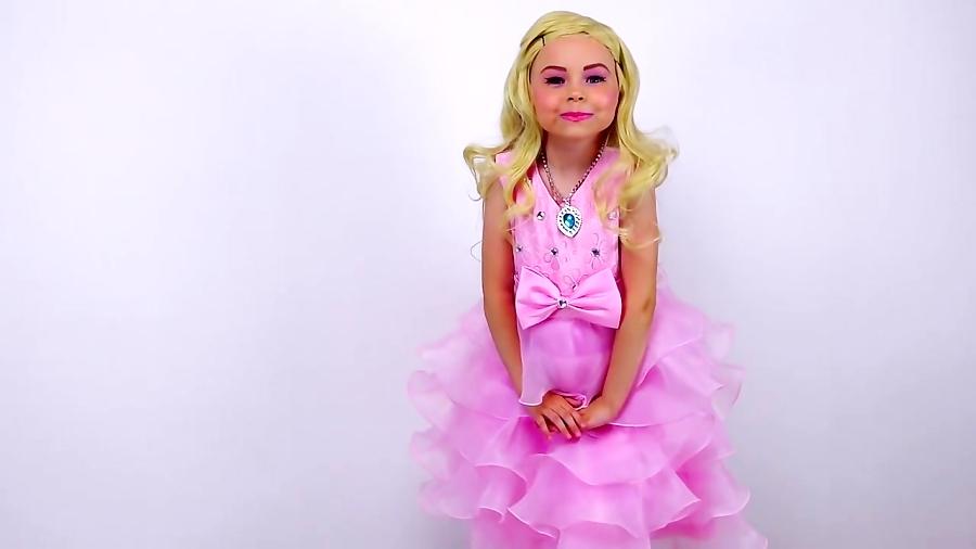 برنامه کودک: آلیس به شکل عروسک باربی درمیارد