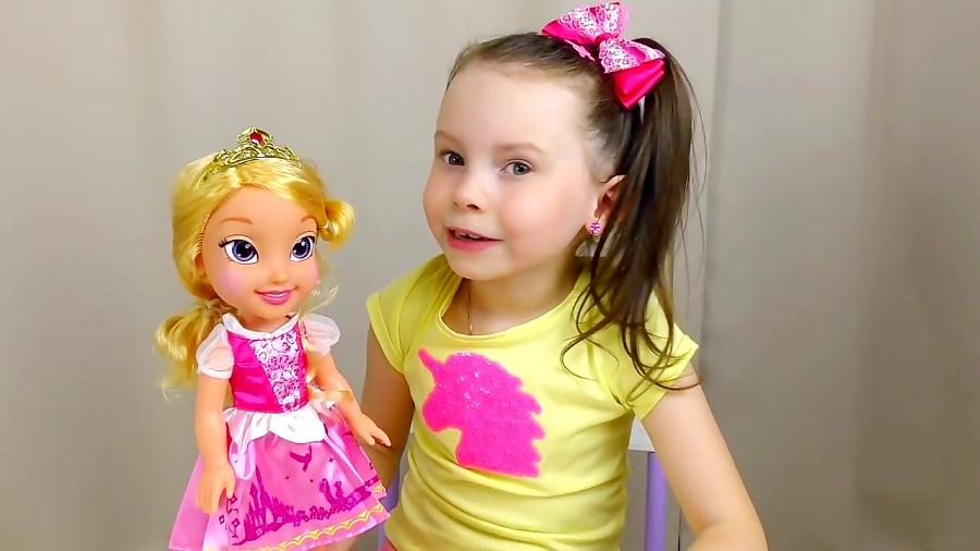 برنامه کودک: آلیس به شکل شاهزاده اورورا درمیاد