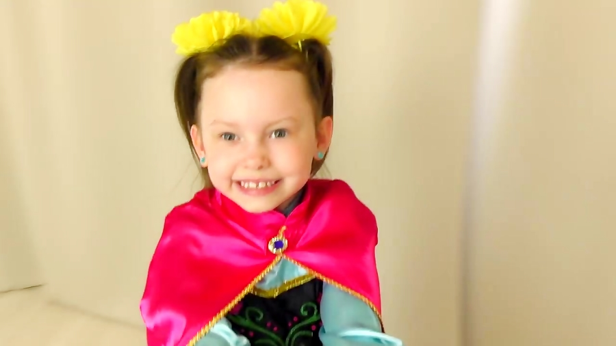 برنامه کودک: آلیس به شکل شاهزاده فروزن آنا درمیاد