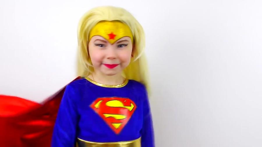 برنامه کودک: آلیس به شکل دختر قهرمان درمیاد