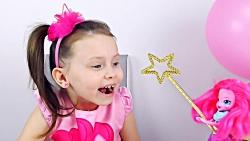 برنامه کودک: آلیس خودشو به شکل پونی کوچولو درمیاره