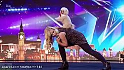 یک سگ در مسابقه استعداد یابی انگلیس - عصر جدید