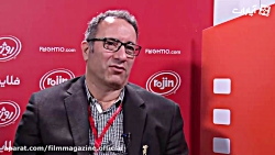 گفتگو با رضا میرکریمی دبیر جشنواره جهانی فیلم فجر(قسمت دوم)