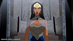 انیمیشن young justice: outsiders ق...
