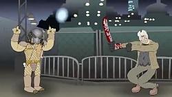 انیمیشن مورتال کمبت xl
