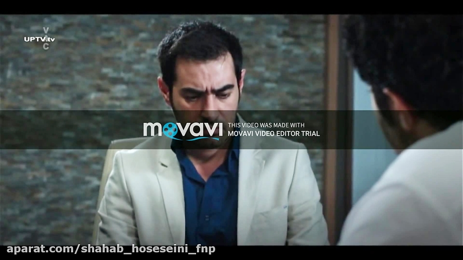 کلیپ دوران عاشقی فیلم شهاب حسینی با اهنگ خداحافظ اندی
