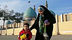 خاطره ای از مسجد جمکران ❤