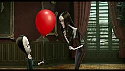 تریلر انیمیشن The Addams Famil...