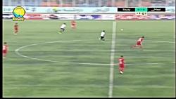 فوتبال ❤ خلاصه و گل های...