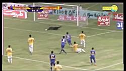 فوتبال ❤ خلاصه بازی نف...