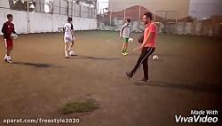 آموزش حرکت around توسط رسو...
