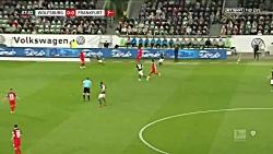 EN HIGHLIGHT Eintracht Frankfurt vs Wolfsb...