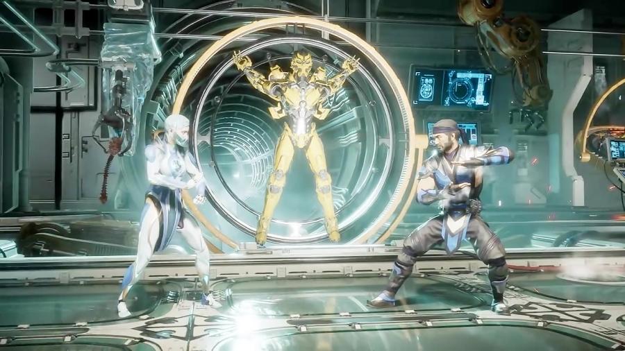 گیم پلی شخصیت Frost در Mortal Kombat 11