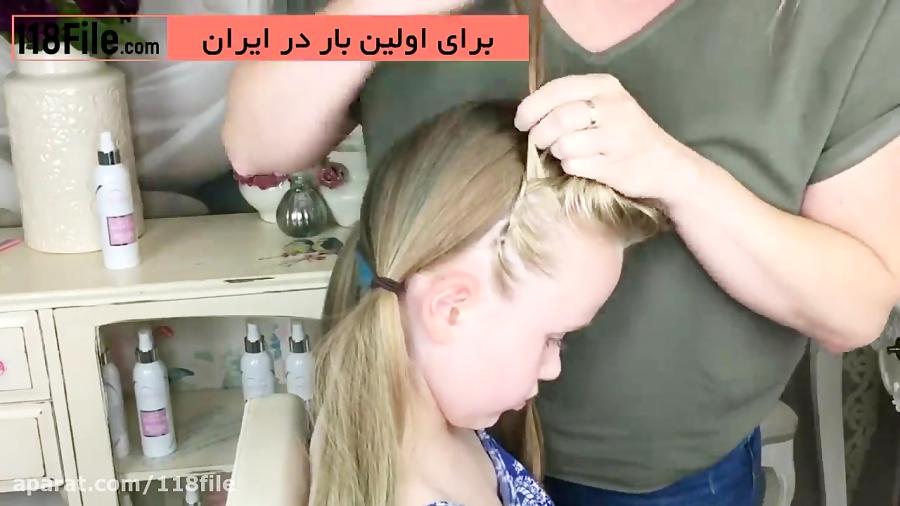 چند مدل مو برای زیر شال و روسری