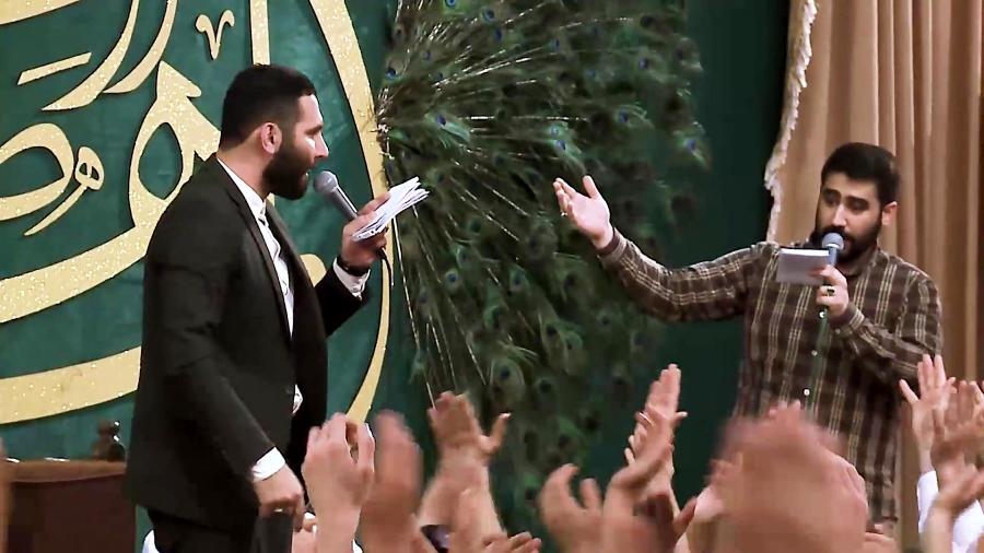 سرود (خوش اومدی یوسف زهرا ) / کربلایی محمدحسین حدادیان-کربلایی حسین طاهری