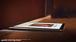 تیزر تبلیغاتی Galaxy tab s5e