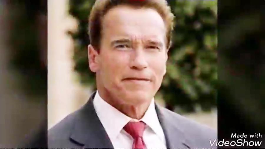 آرنولد ورزیده ترین بدن در بین بدنسازان