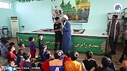 فعالیت فرهنگی طلاب در ک...