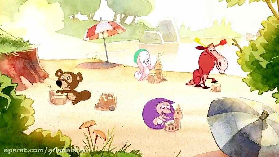 کارتون Gigglebug and Friends  قسمت 19