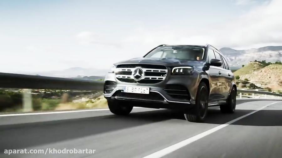 Mercedes GLS جدید