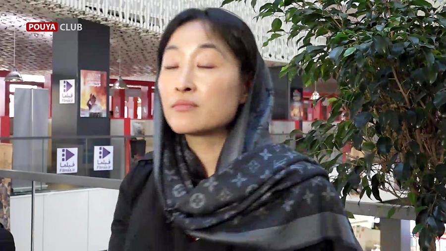 گفتگوی سینماگران خارجی در جشنواره جهانی فیلم فجر با دوربین تسنیم| ترامپ نمی توان