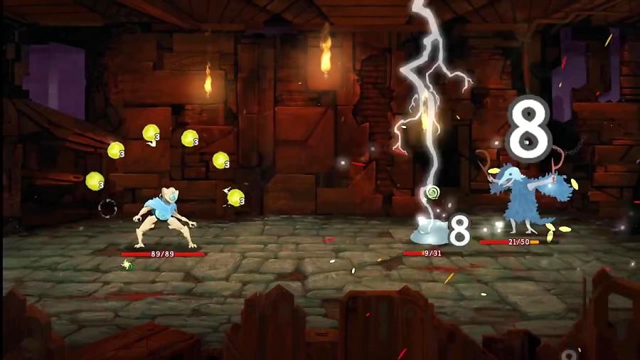 تریلر عرضه بازی Slay the Spire در پلتفرم پلی استیشن 4