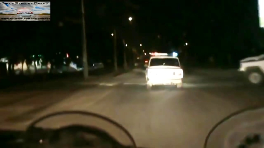 Russian Police Chases Dash Cam High Speed Part 17
