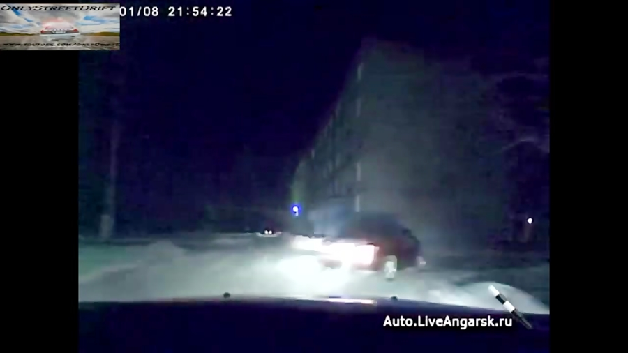 Russian Police Chases Dash Cam High Speed Part 12