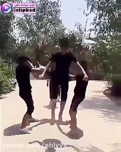 حرکات ورزشی عجیب