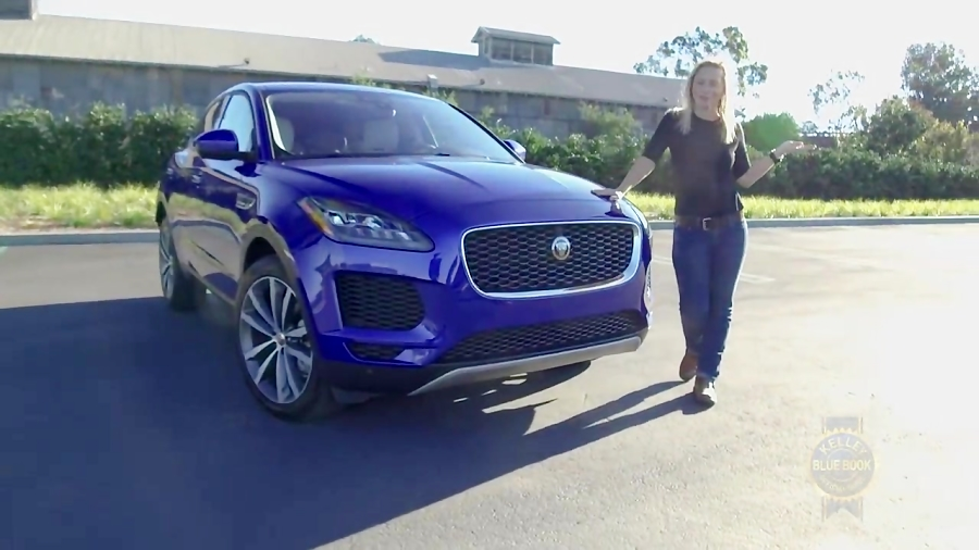 2019 Jaguar E Pace - Review  Road Test