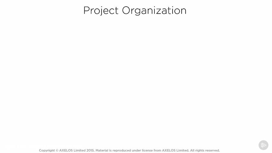دانلود کورس PRINCE2 - سازمان پروژه