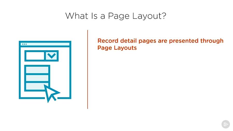 کورس Salesforce - طرح بندی صفحه و جزئیات رکورد
