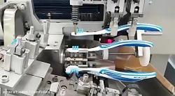 تولید مسواک ایرانی کانفیدنت با ماشین آلات تمام اتوماتیک