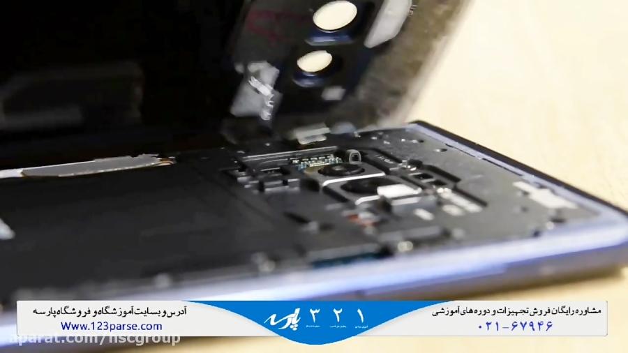 آموزش بازوبسته کردن گوشی Samsung Note9