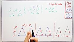 ویدیو آموزشی فصل6 ریاضی هشتم بخش 3