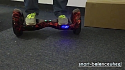 How to use the smart balance wheel,self-ba...