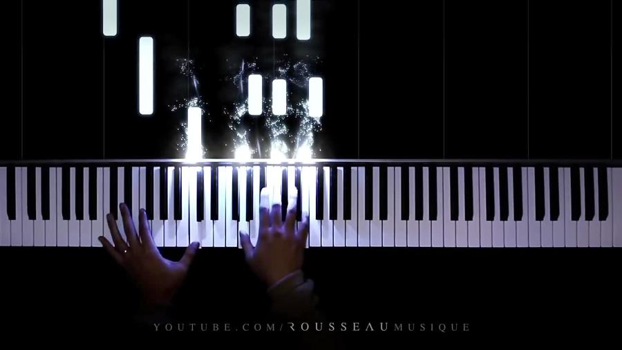 کاور پیانو شوپن (باد زمستانی)