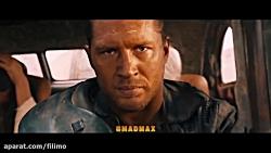 آنونس فیلم سینمایی «مکس دیوانه: جاده خشم»