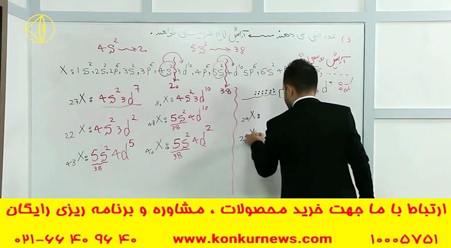 تدریس شیمی  کنکور آسان است  مهندس عارف ربیعیان  انتشارات گیلنا  قسمت 42